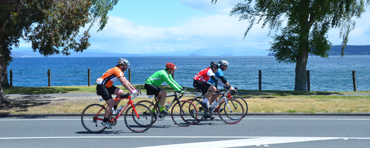 Lake Taupo Cycle Challenge, NZ Cycle Tours and Holidays