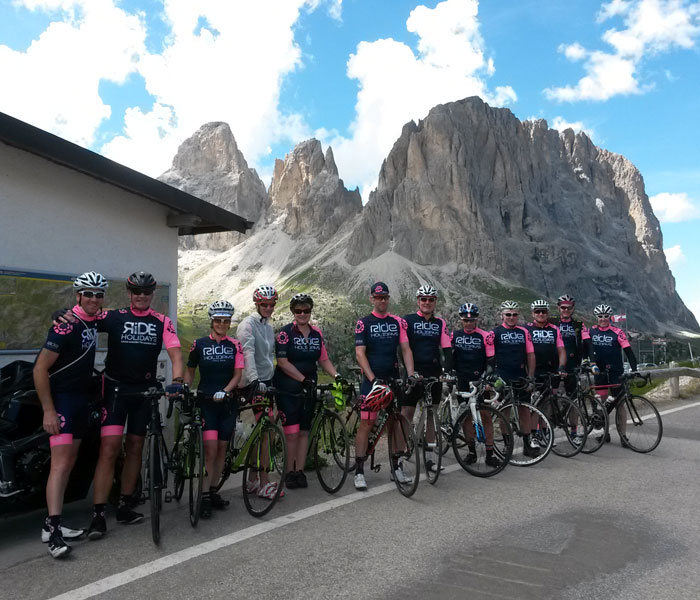 Tour of Italy - Bike Tour
