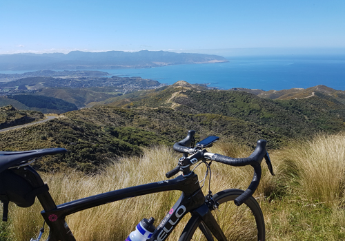 Cycle Tour of Wellington Wairarapa & Kapiti New Zealand